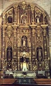 Parroquia de Santa María de la Régoa (Santo Domingo) (Monforte de Lemos)