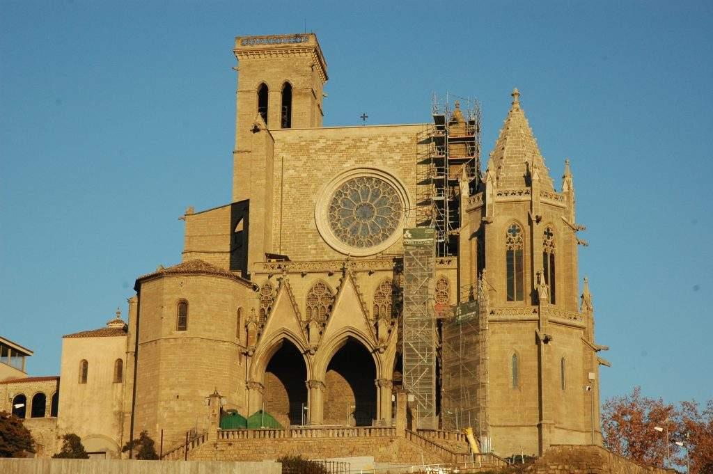 parroquia de santa maria de la seu manresa