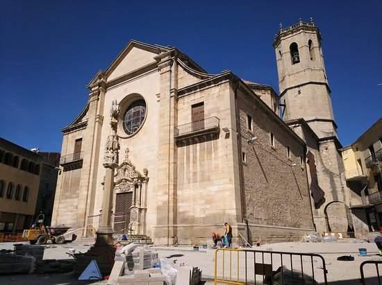 parroquia de santa maria de lalba tarrega