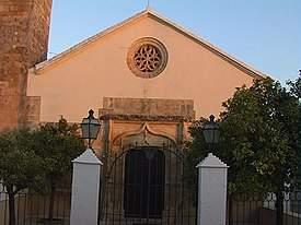 parroquia de santa maria de las flores hornachuelos
