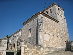Parroquia de Santa María de las Hoyas (Santa María de las Hoyas)