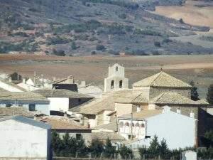 Parroquia de Santa María de las Nieves (Olmeda del Rey)