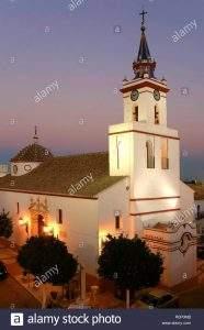 parroquia de santa maria de las nieves villanueva del ariscal