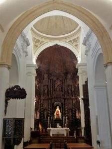 parroquia de santa maria de las virtudes villamartin