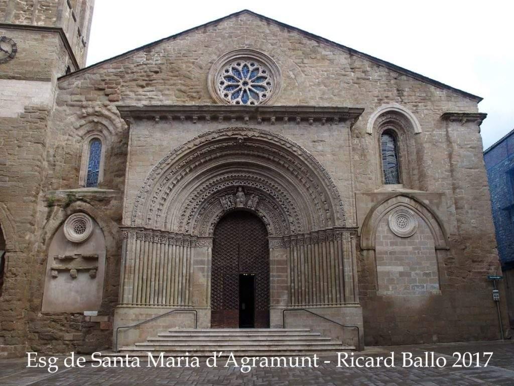 parroquia de santa maria de lassumpcio agramunt
