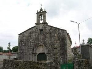 parroquia de santa maria de leboreiro melide