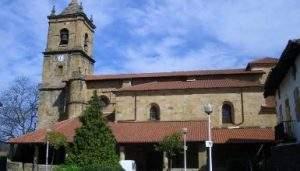 parroquia de santa maria de lezama lezama