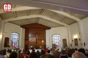 Parroquia de Santa María de los Ángeles (Getafe)