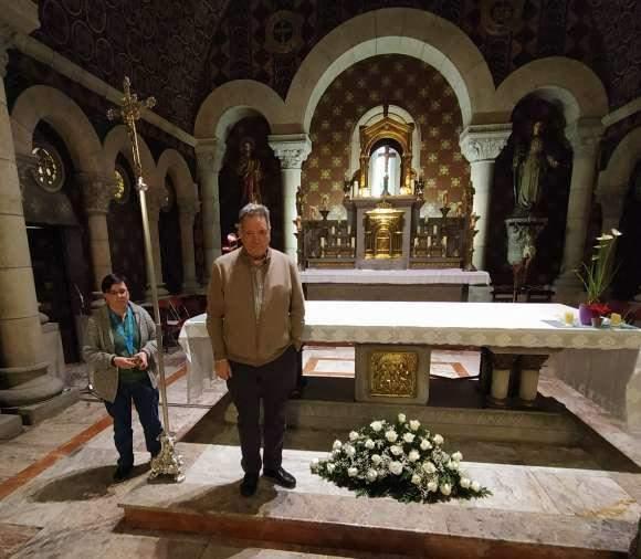 parroquia de santa maria de los angeles molleda