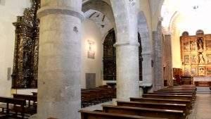 parroquia de santa maria de los martires iscar