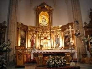 parroquia de santa maria de los remedios cogolludo