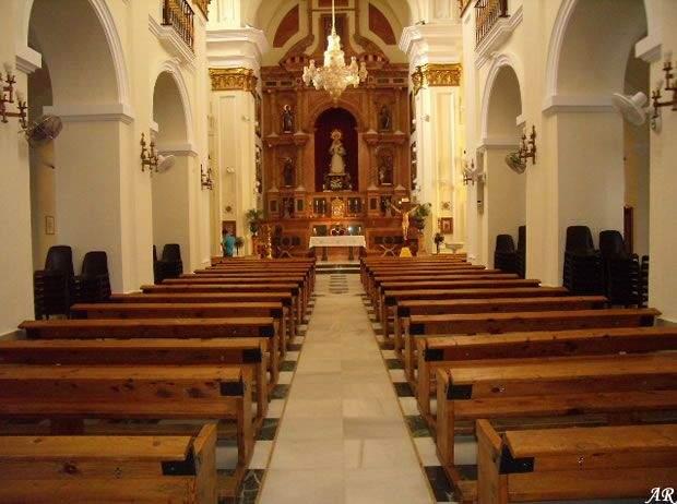 parroquia de santa maria de los remedios estepona