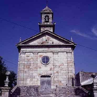 parroquia de santa maria de loureda