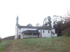 Parroquia de Santa María de Magazos (Viveiro)