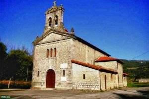 Parroquia de Santa María de Marrón (Marrón)
