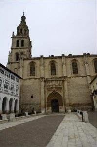 Parroquia de Santa María de Mediavilla y Santiago (Medina de Rioseco)