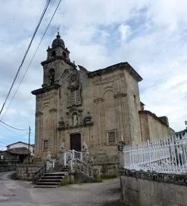 parroquia de santa maria de melias o pereiro de aguiar