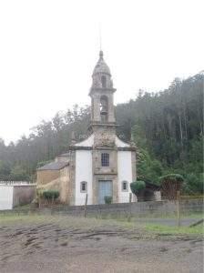 Parroquia de Santa María de Mera (Ortigueira)