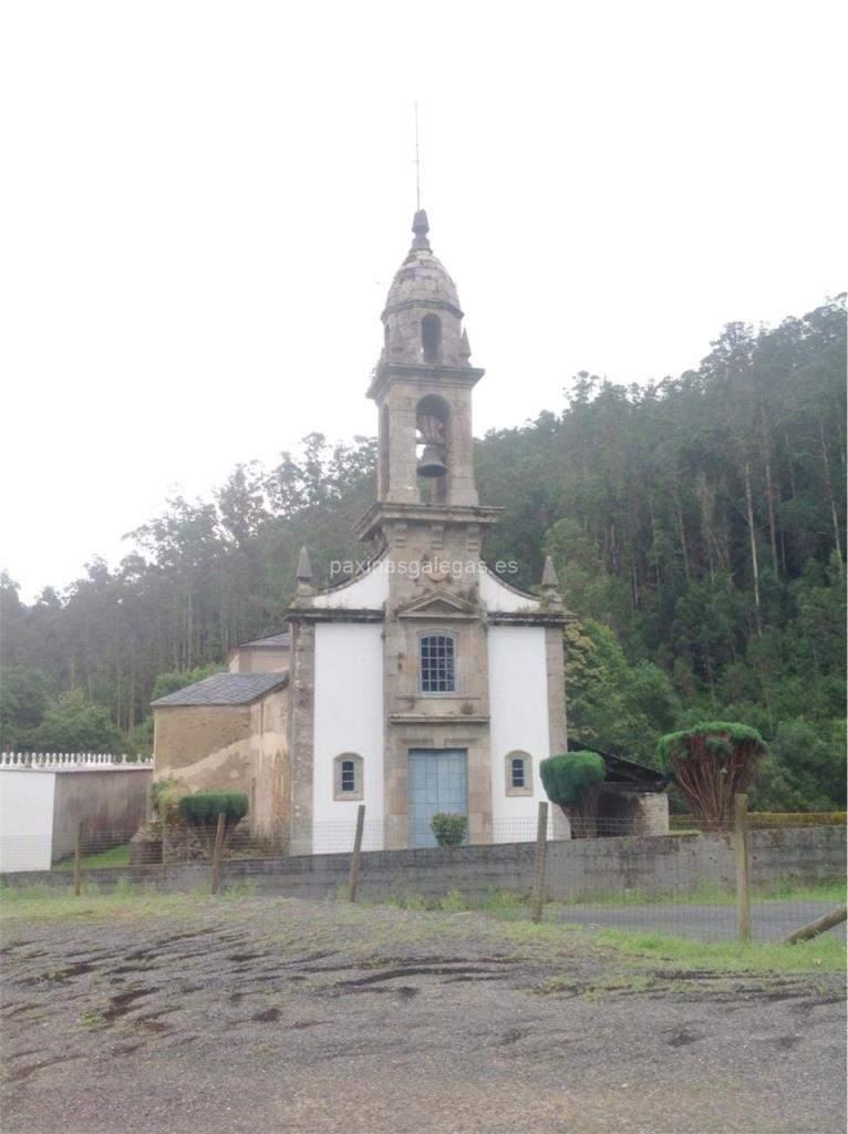 parroquia de santa maria de mera ortigueira
