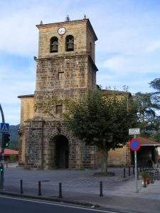 parroquia de santa maria de mercadillo sopuerta