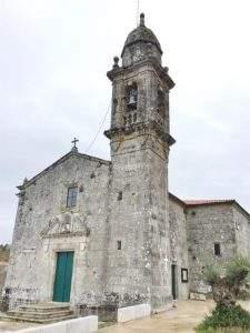 Parroquia de Santa María de Nebra (Porto do Son)