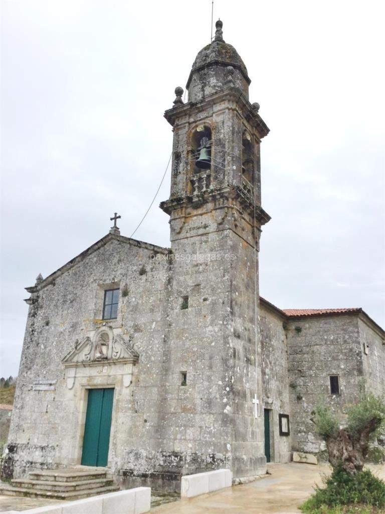 parroquia de santa maria de nebra porto do son