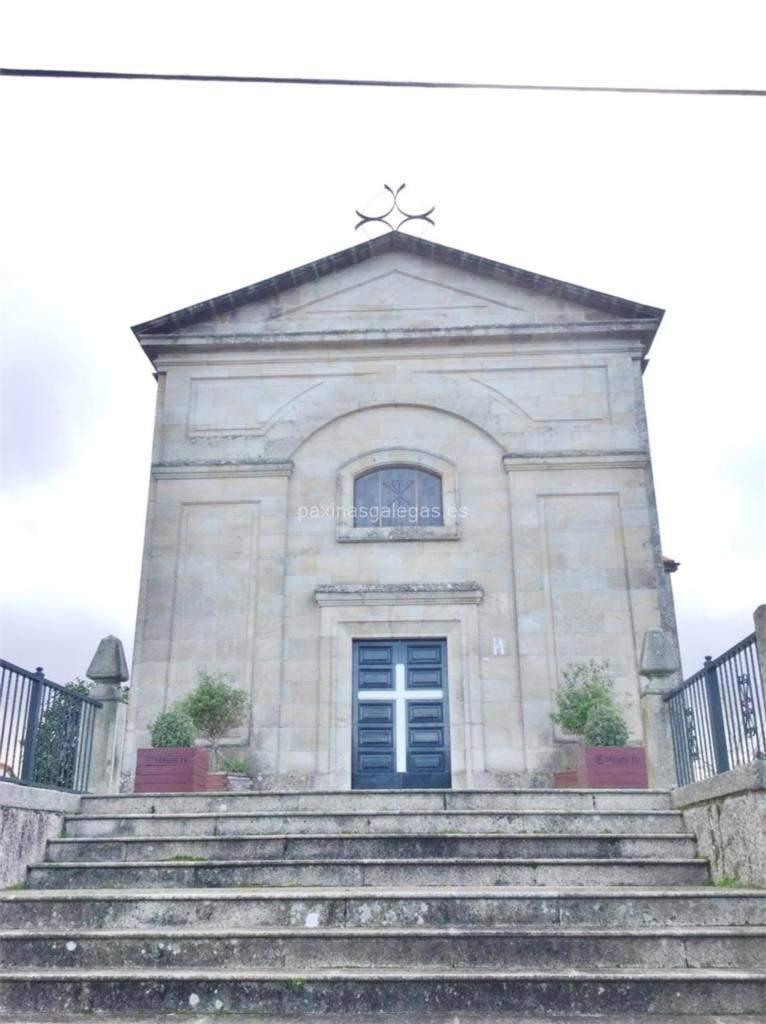 parroquia de santa maria de olveira ribeira
