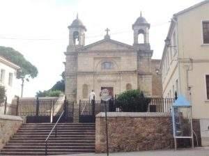 Parroquia de Santa María de Oza (Monelos) (A Coruña)
