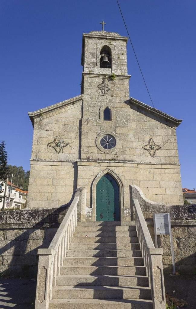 parroquia de santa maria de ponte sampaio ponte sampaio