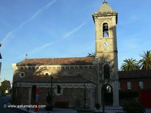 Parroquia de Santa María de Raíces (Avilés)