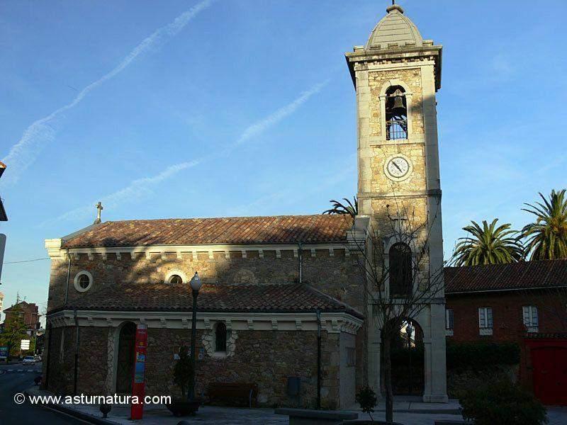 parroquia de santa maria de raices aviles