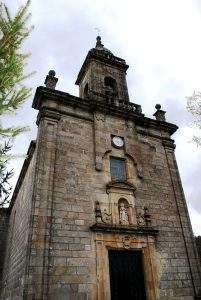 Parroquia de Santa María de Reboreda (Redondela)