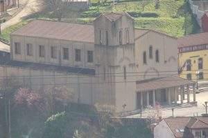 parroquia de santa maria de riosa riosa