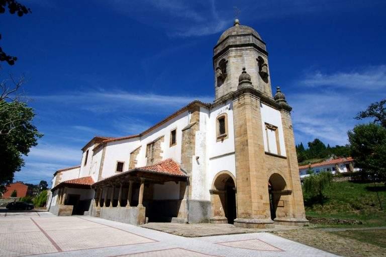 parroquia de santa maria de sabada lastres