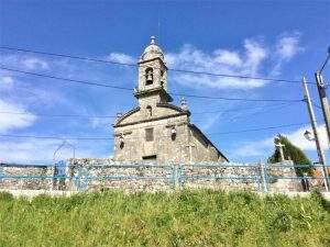 Parroquia de Santa María de Samieira (Poio)