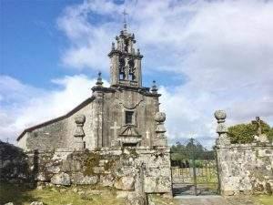 parroquia de santa maria de urdilde rois