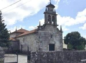 Parroquia de Santa María de Villaza (Gondomar)