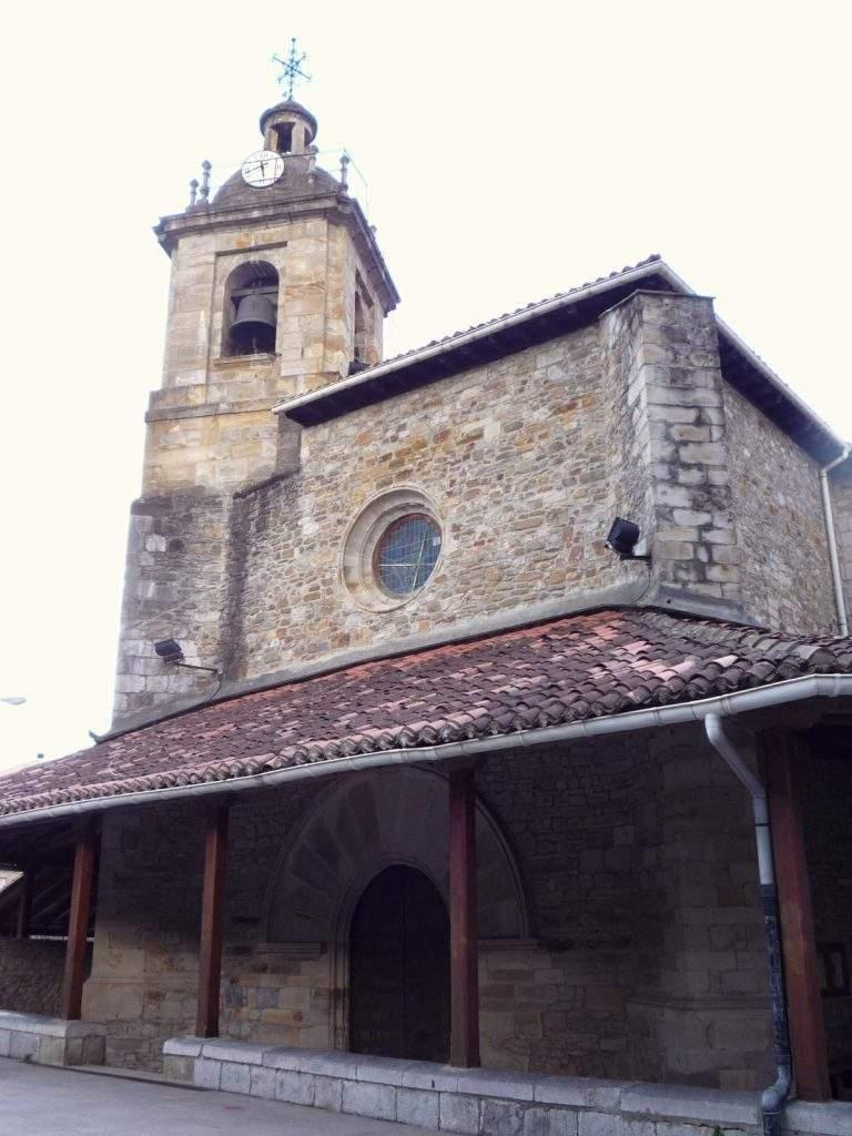 parroquia de santa maria de yurre igorre