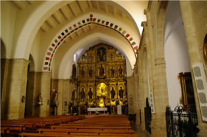 Parroquia de Santa María del Alcázar y San Andrés Apóstol (Baeza)