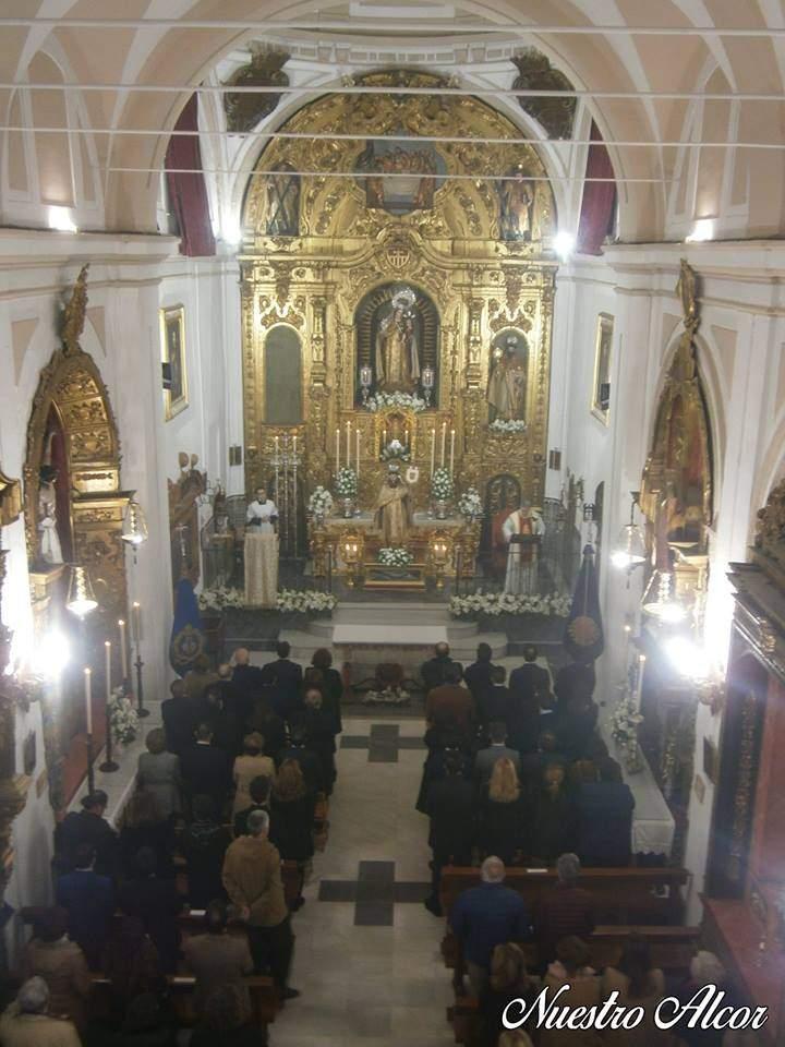 parroquia de santa maria del alcor el viso del alcor