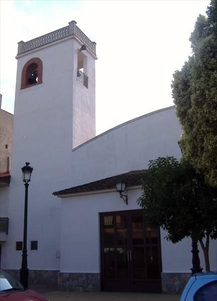parroquia de santa maria del azarbe murcia