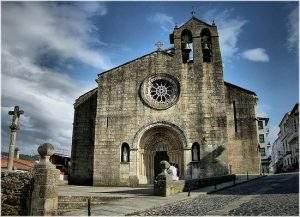 Parroquia de Santa María del Azogue (Betanzos)