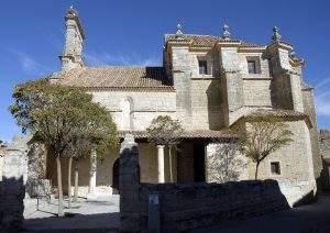 parroquia de santa maria del azogue uruena