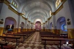 Parroquia de Santa María del Campo Rus (Santa María del Campo Rus)