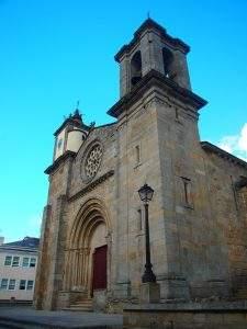 Parroquia de Santa María del Campo (Viveiro)