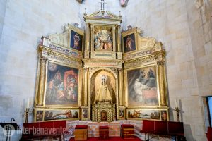 Parroquia de Santa María del Carmen de Renueva (Benavente)