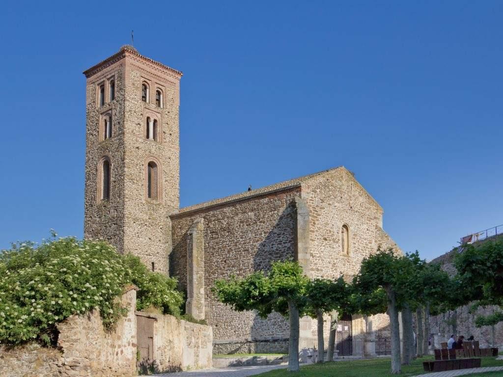 parroquia de santa maria del castillo buitrago de lozoya