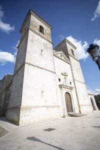 Parroquia de Santa María del Castillo (Campo Real)