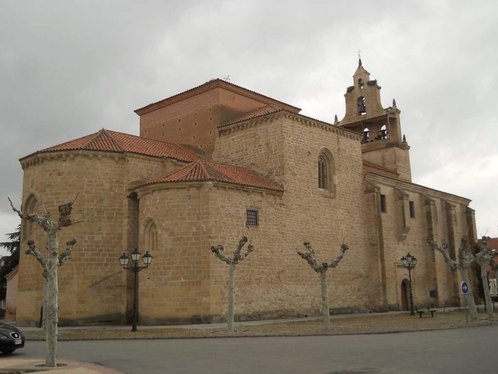 parroquia de santa maria del castillo cantalapiedra