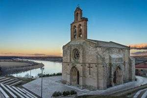 parroquia de santa maria del castillo castronuno